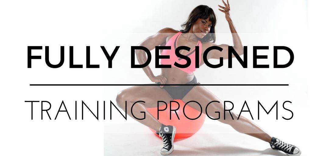 fully designed programs