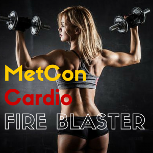 MetCon Cardio Fire Blaster