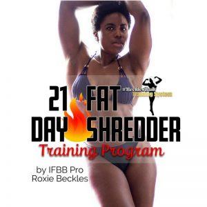 21 Day Fat Shredder Solution Program