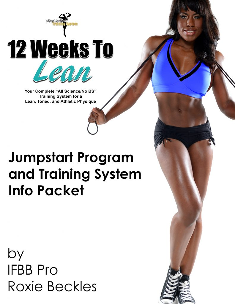 12 Weeks To Lean
