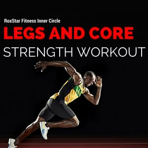 Legs and Core Strength Workout