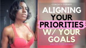 Aligning Your Priorities With Your Goals - A Masterclass In Finding Motivation From Within